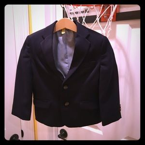 Boys 3T Navy Suit Jacket